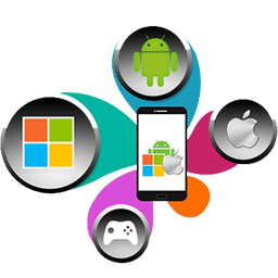 Multi platform support (Windows, Linux, MacOS, Android & iOS)