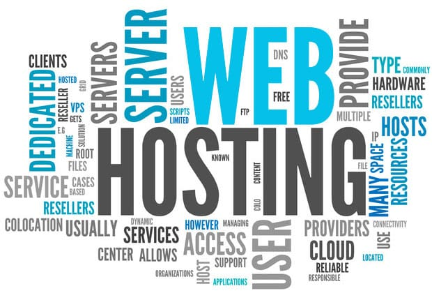 Getting started with website hosting